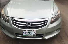 Honda Accord Coupe EX-L 2010 Green for sale