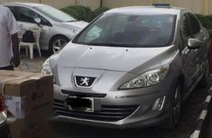 Peugeot 408 2011 2.0 Automatic Silver for sale