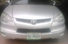 For Sale Acura RDX 2008 Silver for sale