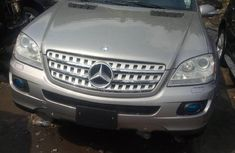 Almost brand new Mercedes-Benz ML350 Petrol for sale