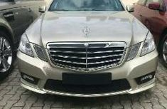 2010 Mercedes-Benz E350 Automatic Petrol well maintained for sale
