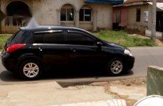 Nissan Versa 2010 Black for sale