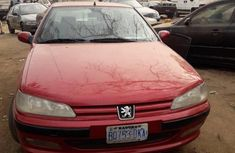 Peugeot 406 2002 Coupe 2.2 Red  for sale