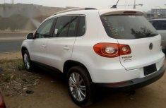 Volkswagen Tiguan 2010 White