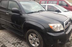 Toyota 4-Runner 2006 Gray for sale
