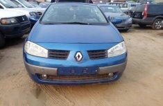 Renault Megane 1.6 Authentique 2004 Blue for sale