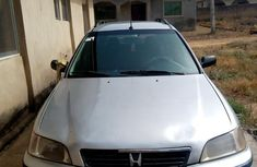 Neat Honda Civic 2002 Gray For Sale