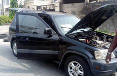 Honda CR-V 2001 2.0 4WD Automatic Black for sale