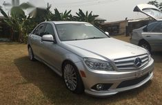 Mercedes-Benz C230 2010 Silver for sale
