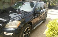 Mercedes Benz Gl450 2008 Black for sale