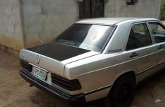Mercedes-Benz 190 1995 Silver for sale