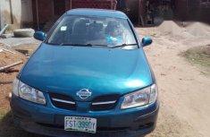 Nissan Almera 2004 Blue for sale
