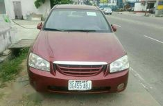 Kia Cerato 2005 Red for sale