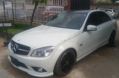 Mercedes-Benz C280 2009 Petrol Automatic White for sale