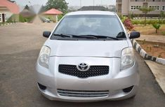 Toyota Yaris 2007 Silver for sale