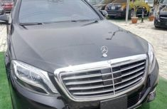 Mercedes-Benz S550 2014 Automatic Petrol ₦24,000,000 for sale