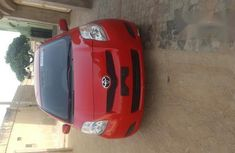 Toyota Yaris 2009 1.5 Liftback Automatic Red