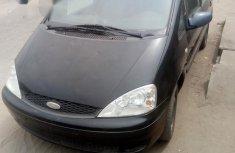 Ford Galaxy 2004 Black for sale