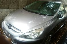 2005 Almost brand new Peugeot 307 Petrol for sale