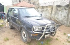 Nissan Terrano 2000 Black for sale