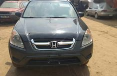 Honda CR-V 2003 2.0i ES Automatic Black for sale
