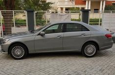Mercedes-Benz E200 2014 Gray for sale