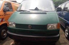Volkswagen Transporter 2000 Petrol Manual Green