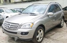 Super Clean Mercedes Benz Ml350 2006 for sale