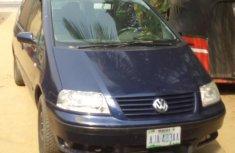 Volkswagen Sharan 2007 1.8 Turbo Blue for sale