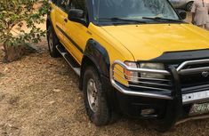 Neatly Used Nissan Xterra 2003 Yellow for sale