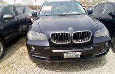 BMW X5 2008 Blue for sale