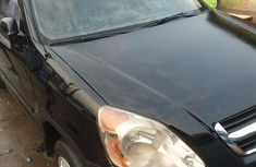 Honda CR-V EX 4WD Automatic 2004 Black for sale