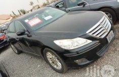 Hyundai Genesis 2009 Black  for sale