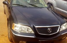 Acura RL 2003 Black for sale