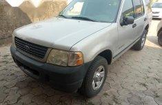 Ford Explorer 2006 Beige for sale