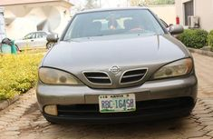 Nissan Primera 2001 Gray for sale