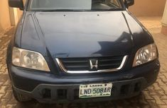 Honda CR-V 2002 2.0i ES Automatic Blue for sale
