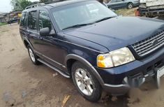 Ford Explorer 2003 Blue for sale