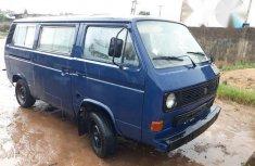 Volkswagen Transporter 1998 Blue for sale