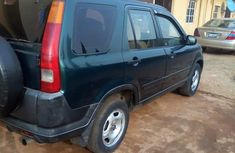 Honda CR-V 2004 2.0i ES Automatic Green for sale