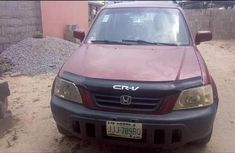 Clean Honda CR-V 1998 Red For Sale