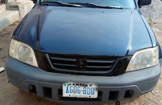 Neatly Used Honda CR-V 2000 Blue for sale