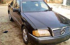 Mercedes-Benz C200 1998 Black for sale