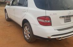 Mercedes Benz ML 350 2007 White for sale