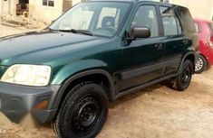 Honda CR-V 2.0 Automatic 2000 Green for sale