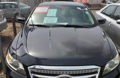 Ford Taurus 2011 Black for sale