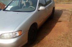 Nissan Altima 1998 Silver