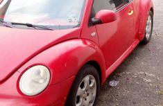 Volkswagen Bettle 2004 Red for sale