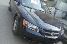 Hyundai Sonata 2006 Blue for sale