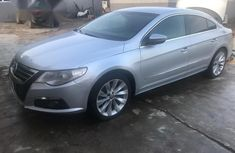 Clean Volkswagen CC 2011 Silver  for sale